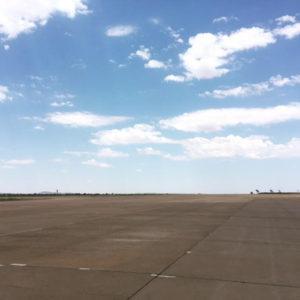 Touchdown at Sir Seretse Khama Airport / Farai Dzvairo